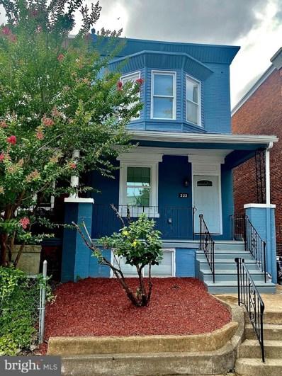 222 N 52ND Street, Philadelphia, PA 19139 - #: PAPH2010408