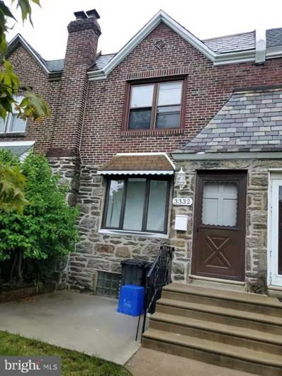 3332 Shelmire Avenue, Philadelphia, PA 19136 - #: PAPH2010514