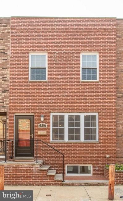 2507 S Warnock Street, Philadelphia, PA 19148 - #: PAPH2010824