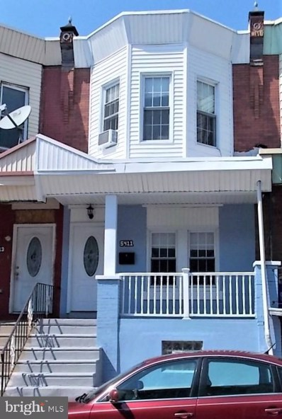 5411 Webster Street, Philadelphia, PA 19143 - #: PAPH2013008