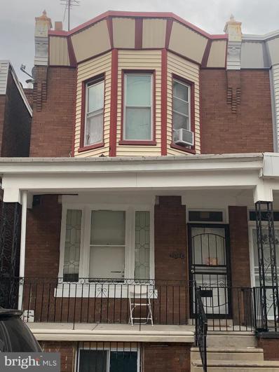 4812 N Lawrence Street, Philadelphia, PA 19120 - #: PAPH2013710