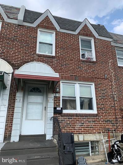613 Adams Avenue, Philadelphia, PA 19120 - #: PAPH2014514