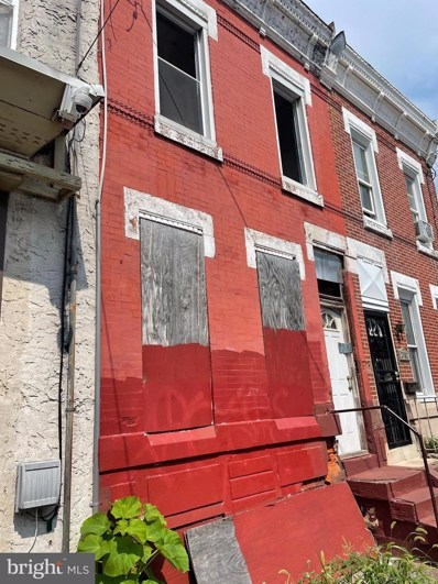 2550 N 12TH Street, Philadelphia, PA 19133 - #: PAPH2014528