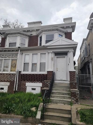 4505 N 9TH Street, Philadelphia, PA 19140 - #: PAPH2014640