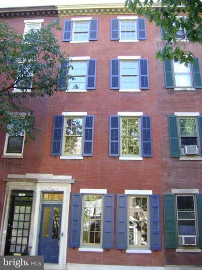1322 Pine Street UNIT 1, Philadelphia, PA 19107 - #: PAPH2014730