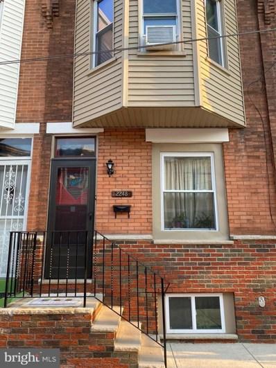 2248 Cantrell Street, Philadelphia, PA 19145 - #: PAPH2015154