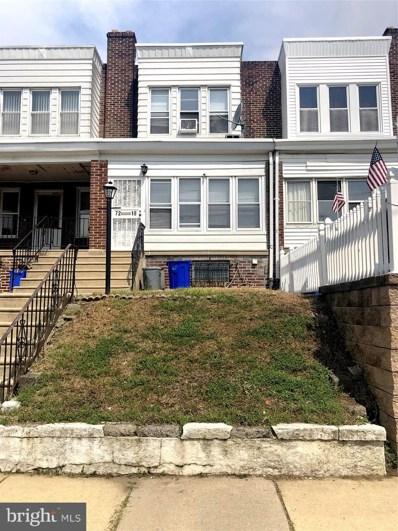 7218 Ditman Street, Philadelphia, PA 19135 - #: PAPH2015410