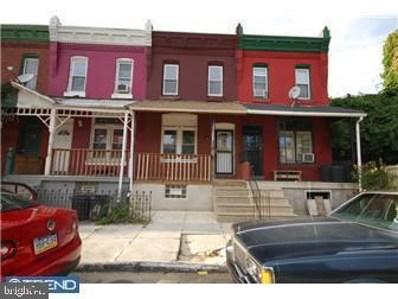 4311 Pennsgrove Street, Philadelphia, PA 19104 - MLS#: PAPH2016768