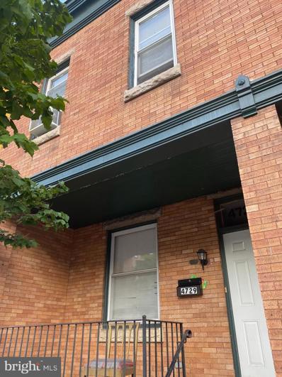 4729 Griscom Street, Philadelphia, PA 19124 - #: PAPH2017106