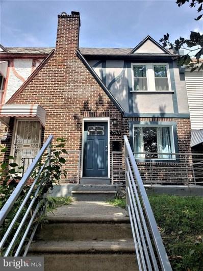 7743 Fayette Street, Philadelphia, PA 19150 - #: PAPH2019066