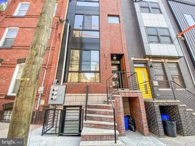 2808 W Master Street UNIT B, Philadelphia, PA 19121 - #: PAPH2019886