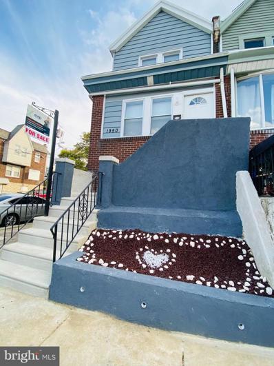 1950 73RD Avenue, Philadelphia, PA 19138 - #: PAPH2020578
