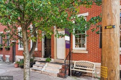 324 Reed Street, Philadelphia, PA 19147 - #: PAPH2020866