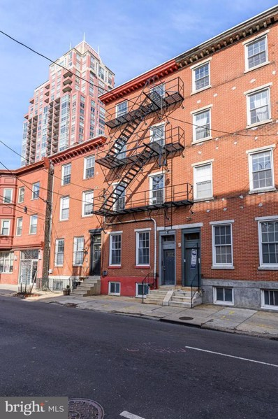 1343 Lombard Street UNIT A, Philadelphia, PA 19147 - #: PAPH2021872