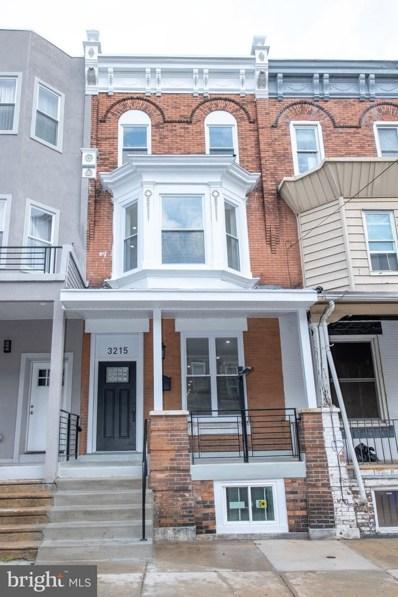 3215 W Norris Street, Philadelphia, PA 19121 - #: PAPH2021932