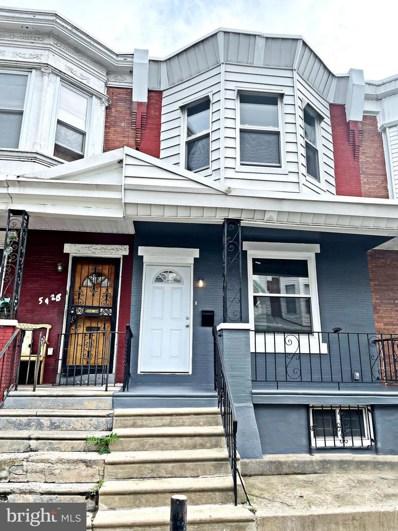 5428 Spring Street, Philadelphia, PA 19139 - #: PAPH2022654