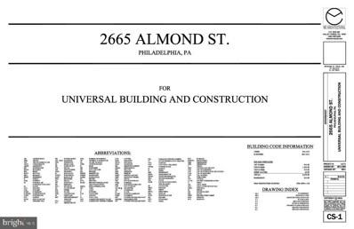 2665 Almond Street, Philadelphia, PA 19125 - MLS#: PAPH2023194