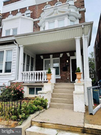 4917 Walnut St, Philadelphia, PA 19139 - #: PAPH2023298