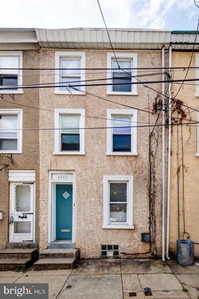4442 Baker Street, Philadelphia, PA 19127 - #: PAPH2023738