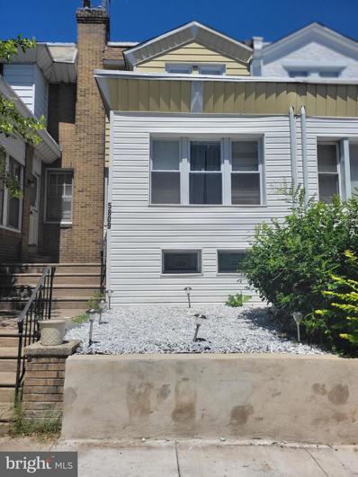 5809 Fernwood Street, Philadelphia, PA 19143 - #: PAPH2025154