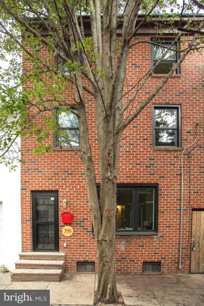 719 S Percy Street, Philadelphia, PA 19147 - #: PAPH2025258