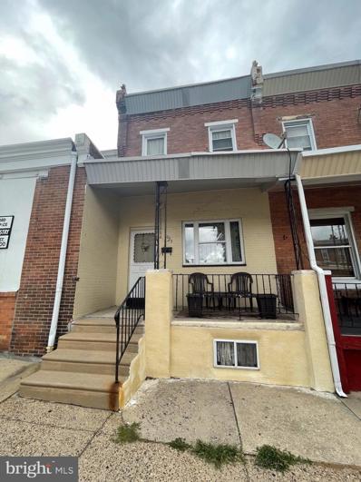 1023 N 66TH Street, Philadelphia, PA 19151 - #: PAPH2025296