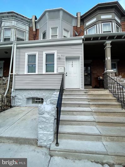 1545 N Alden Street, Philadelphia, PA 19131 - #: PAPH2025652
