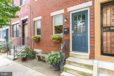 2412 Catharine Street, Philadelphia, PA 19146 - #: PAPH2026156