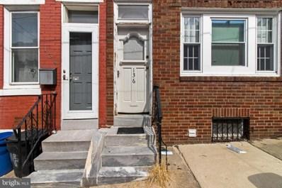 136 Davis Street, Philadelphia, PA 19127 - #: PAPH2026428