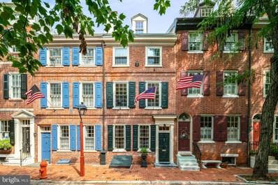 519 Delancey Street, Philadelphia, PA 19106 - #: PAPH2027930