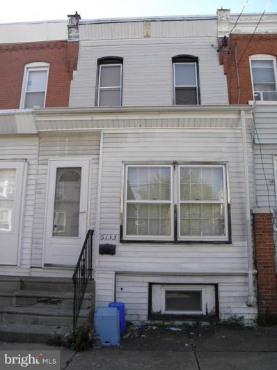 6133 Hegerman Street, Philadelphia, PA 19135 - #: PAPH2028058