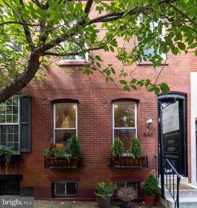 846 N Ringgold Street, Philadelphia, PA 19130 - #: PAPH2028876