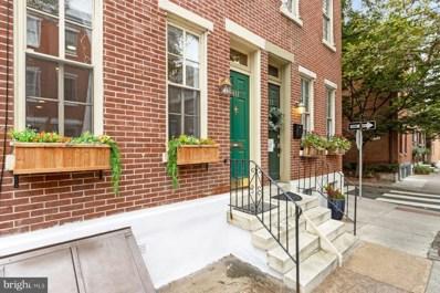 411 S 18TH Street, Philadelphia, PA 19146 - #: PAPH2029690
