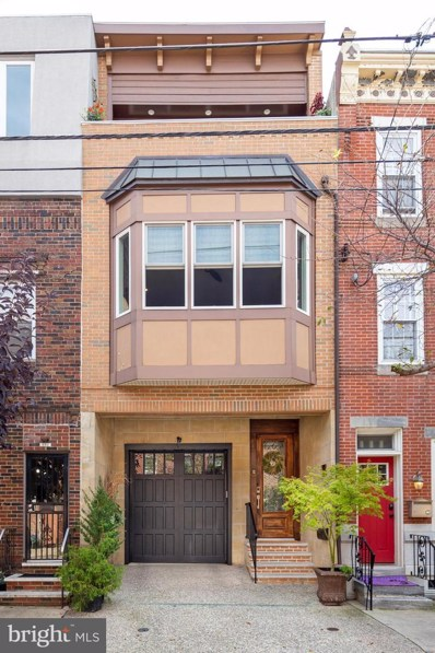 634 Carpenter Street, Philadelphia, PA 19147 - #: PAPH2030060