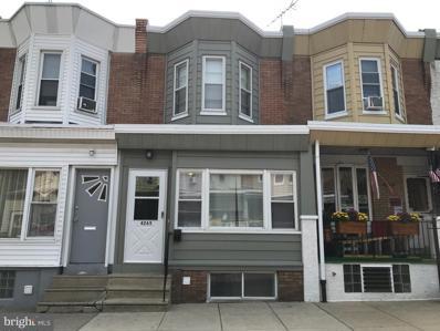 4265 Salmon Street, Philadelphia, PA 19137 - #: PAPH2030430