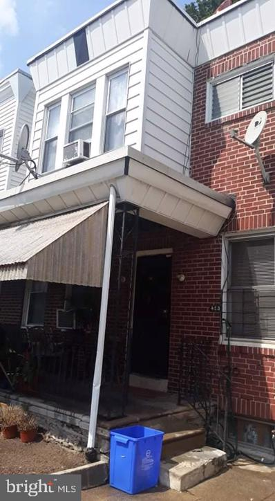 423 Delphine Street, Philadelphia, PA 19120 - #: PAPH2030808