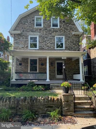7432 Boyer Street, Philadelphia, PA 19119 - #: PAPH2030876