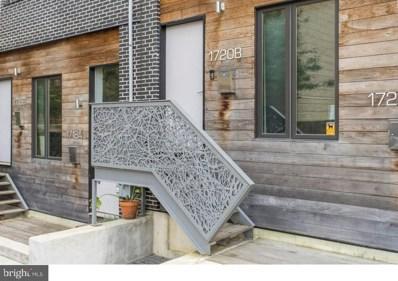 1720 Folsom Street UNIT B, Philadelphia, PA 19130 - #: PAPH2031942