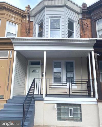 4323 N 17TH Street, Philadelphia, PA 19140 - #: PAPH2032394