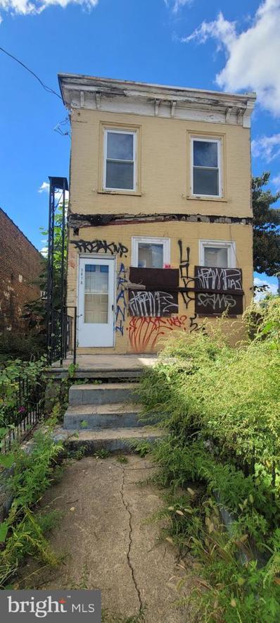 3616 N 15TH Street, Philadelphia, PA 19140 - #: PAPH2032412