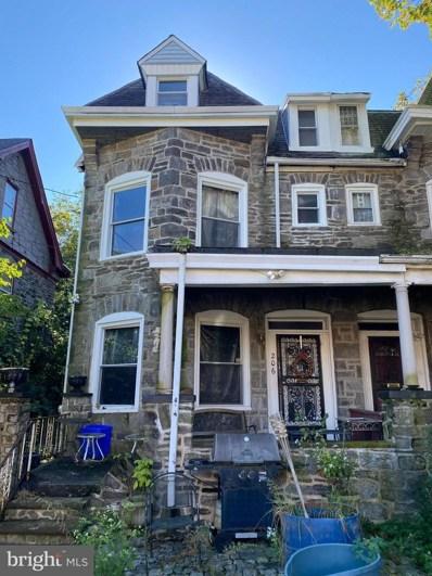 206 E Mount Airy Avenue, Philadelphia, PA 19119 - #: PAPH2033784