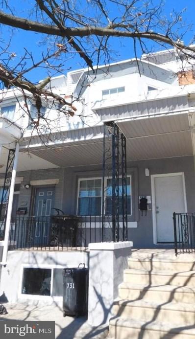 731 W Butler Street, Philadelphia, PA 19140 - #: PAPH2034714