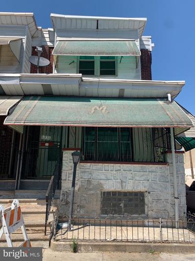 1331 E Airdrie Street, Philadelphia, PA 19124 - #: PAPH2036046