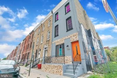 1860 N 23RD Street, Philadelphia, PA 19121 - #: PAPH2036930
