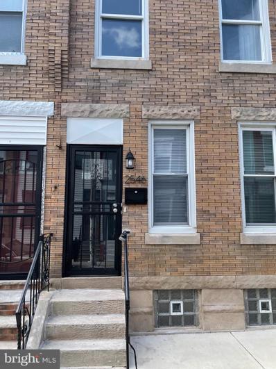 2546 N Douglas Street, Philadelphia, PA 19132 - #: PAPH2037404