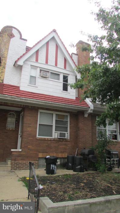 1448 Lardner Street, Philadelphia, PA 19149 - #: PAPH2037856