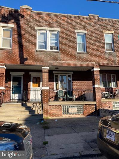 5216 Ditman Street, Philadelphia, PA 19124 - #: PAPH2037908