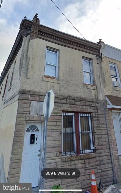 858 E Willard Street, Philadelphia, PA 19134 - #: PAPH2038440