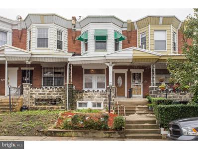 1433 N 55TH Street, Philadelphia, PA 19131 - #: PAPH257808