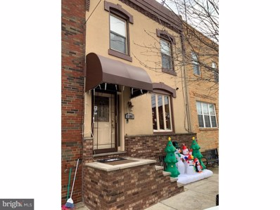 1708 Wolf Street, Philadelphia, PA 19145 - MLS#: PAPH258946